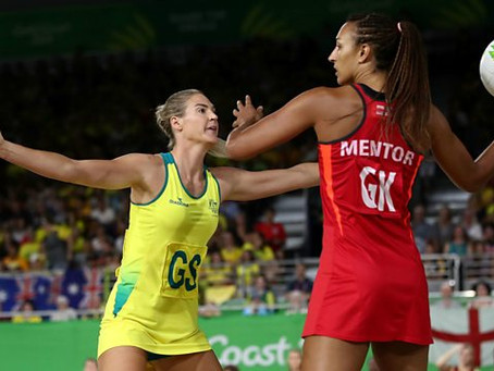Mentor awarded CBE for services to netball