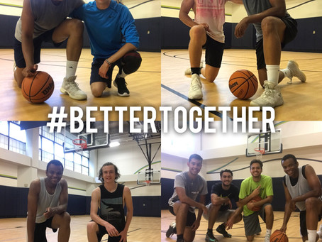Better Together: Building Ironsharpening Relationships