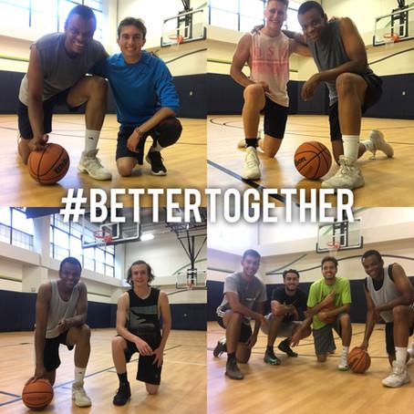 Better Together: Building Ironsharpening Relationships