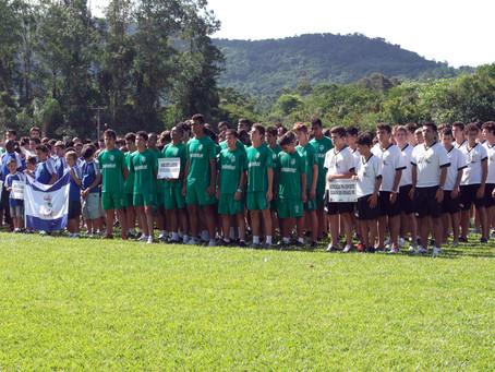 Município recebe 1,3 mil atletas nesta sexta