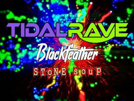 LARS Promotions event featuring Tidal Rave with Blackfeather, 1st February 2019.