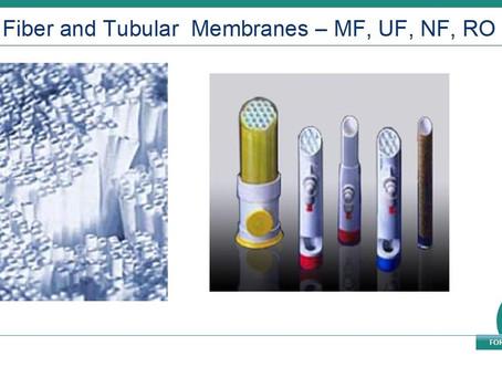Nanofibers in Filtration, August 25