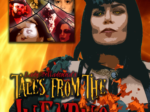 Lady Belladonna's Tales From the Inferno review