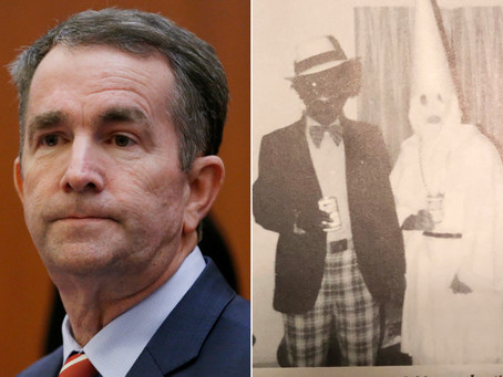 Gov. Ralph Northam Withdraws His Confession