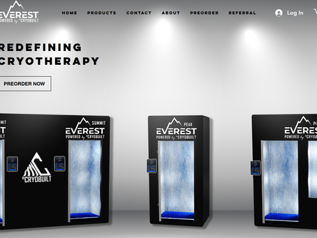 Introducing EVEREST by CryoBuilt