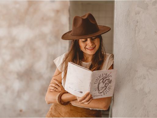 Precisamos falar de... Patrícia Del Rey e seu novo projeto literário