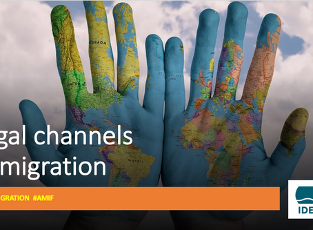 Legal channels of migration