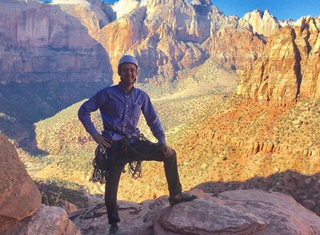 Recovery and Rock Climbing: A Conversation with Nick Nasca