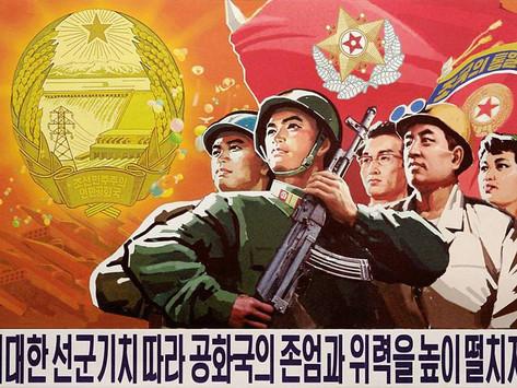 Só existe uma Coreia! (por Matheus Novaes)