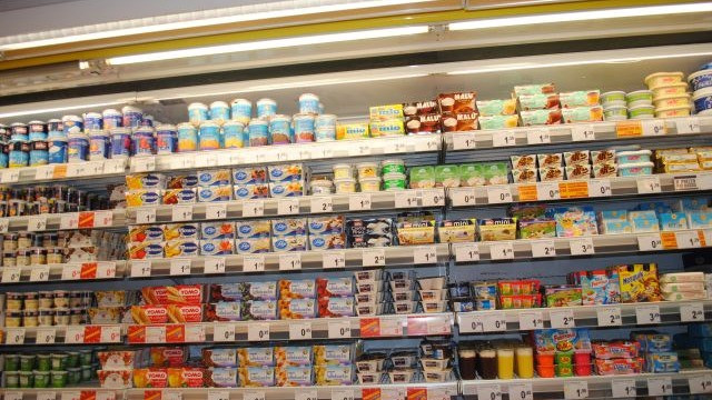 סופרמרקט מקומי - גן עדן של מעדים חדשים