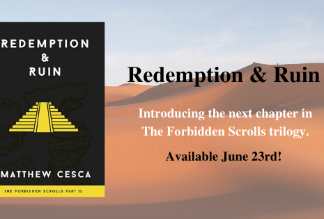 Introducing Redemption & Ruin: The Forbidden Scrolls Part II