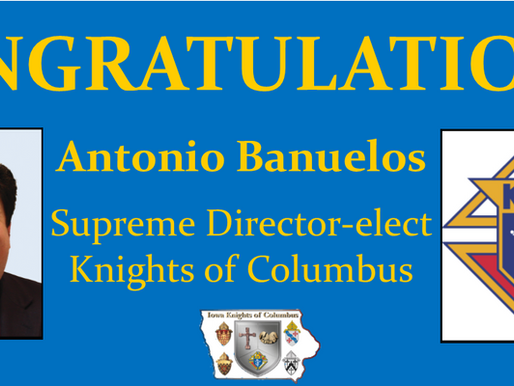 IPSD Banuelos elected as Supreme Director