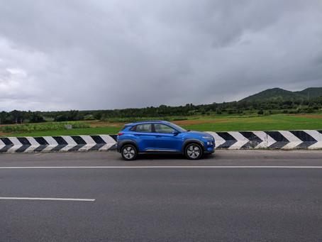 Kona Electric India - Road Trip Experience