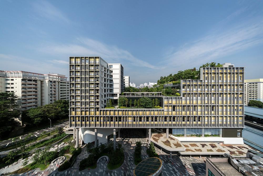 Kampung Admiralty, Singapur