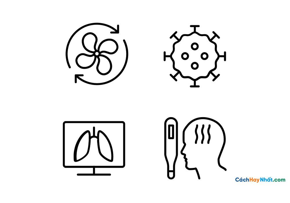 Free File Virus Corona COVID-19 icons Vector PDF PNG 11