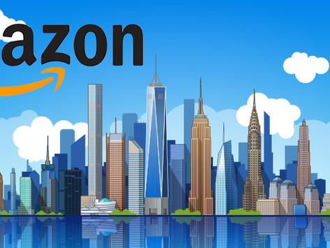 New York City and Northern Virginia Selected by Amazon to be new HQ