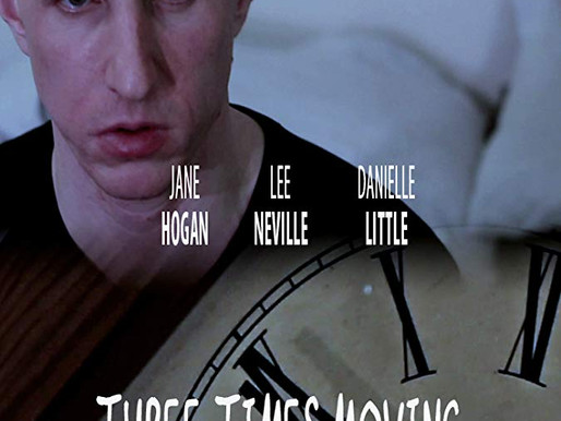 Three Times Moving: Time Forgotten short film review