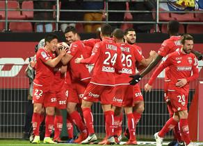 DFCO 1-1 Montpellier : une première encourageante