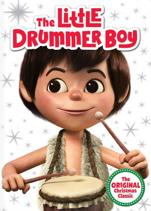 The Little Drummer Boy dvd original stop motion animated Christmas Classic with