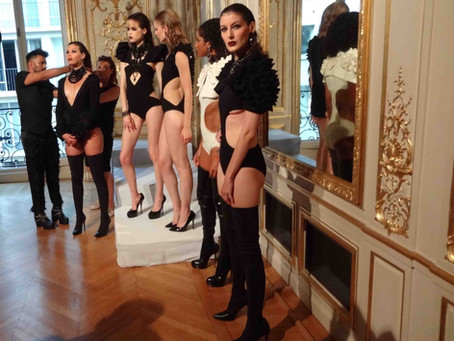 Baroqcojewelry, Haute Couture,Fashion Week in Paris