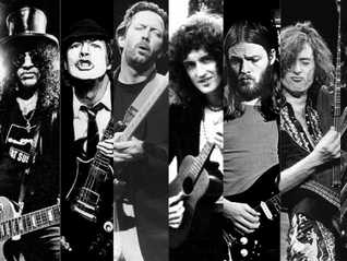 The Greatest Guitarists of All Time