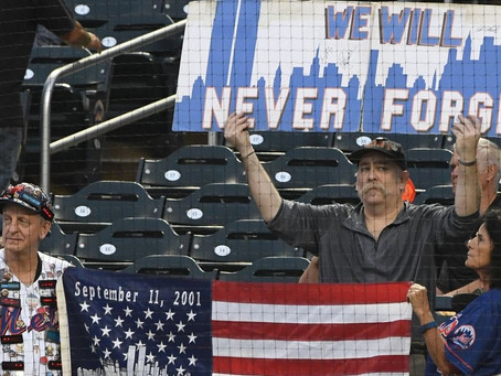 A Healing Nation: Post 9/11 Sports Moments That Really Moved Us