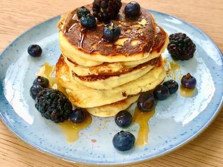 Pancakes - Healthy & Delicious