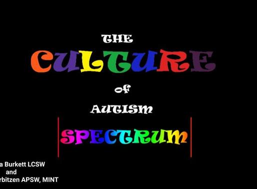 The Culture of Autism Spectrum