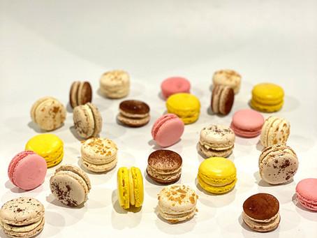 Macaron Shells Recipe and Video