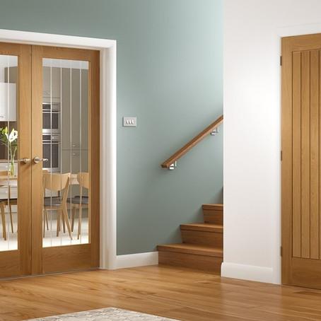 Introducing… Quality Oak Veneered Timber Doors