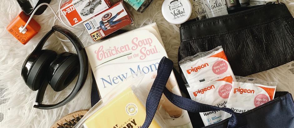 Minimalist Hospital Bag: The Emergency List