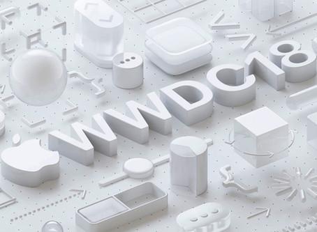 Apple WWDC 2018 today