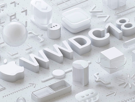 Apple WWDC 2018 today