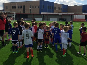 Six new teams at U7 and U8
