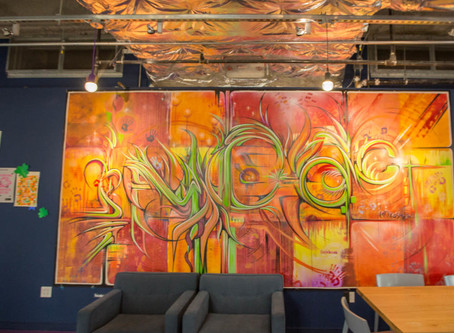 The coolest office spaces around the world