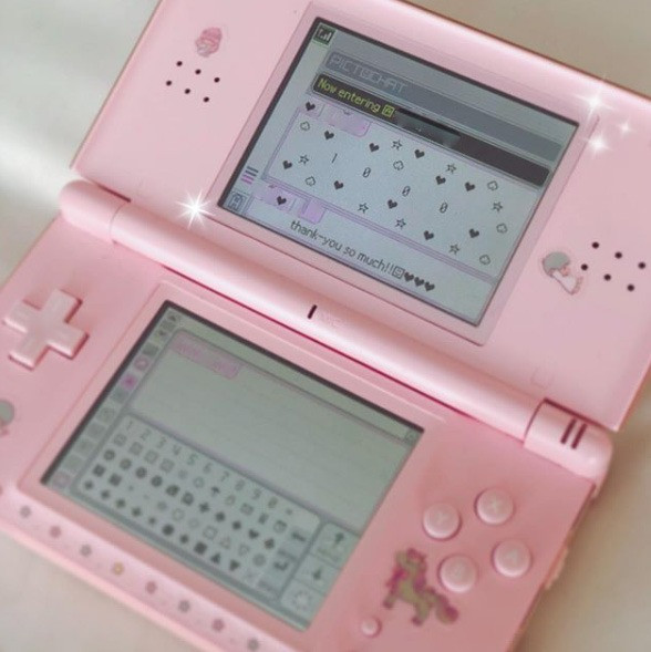 Nintendo DS pictochat