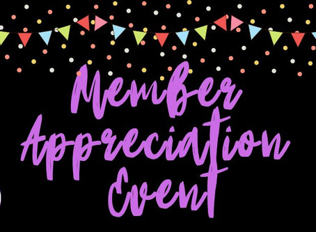 SOGS & PSAC 610 Members Appreciation Event