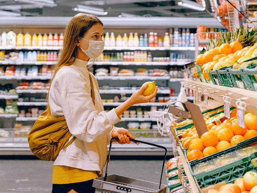 Social distancing in convenience stores – technology-driven approach