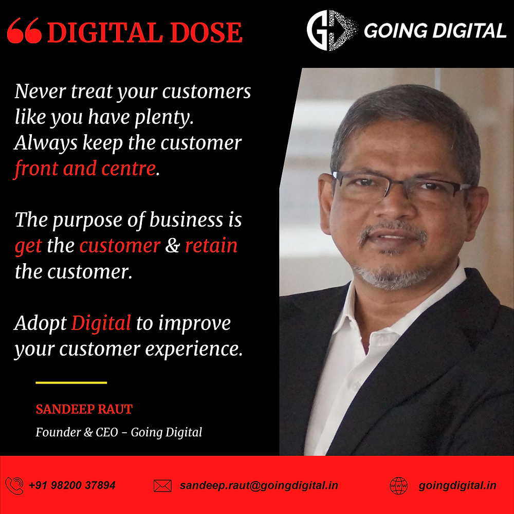 Adopt Digital for your customer experience