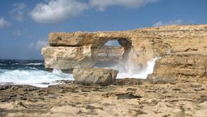 Gozo - pohodniška postojanka na Mediteranu