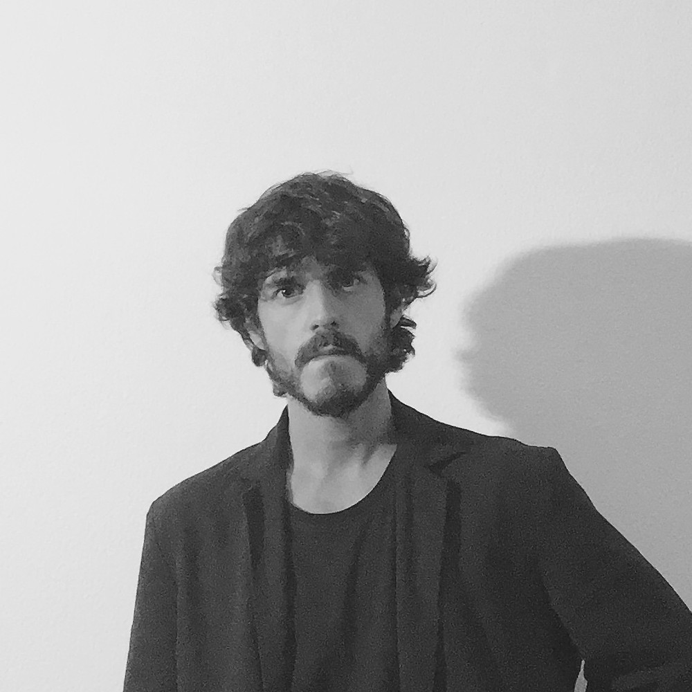 Filmmaker Interview with Enric Ribes pictured in black and white