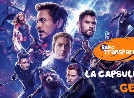 La Capsule Geek - Avengers End Game