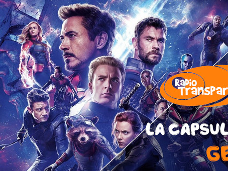 La Capsule Geek - Avengers End Game