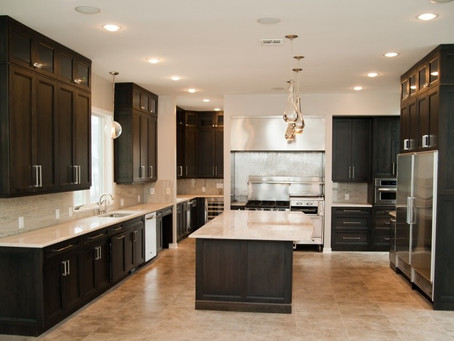 The Best Layouts for your Kitchen