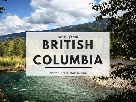 Songs from Canada: British Columbia