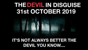 The Devil In Disguise Official Press Release