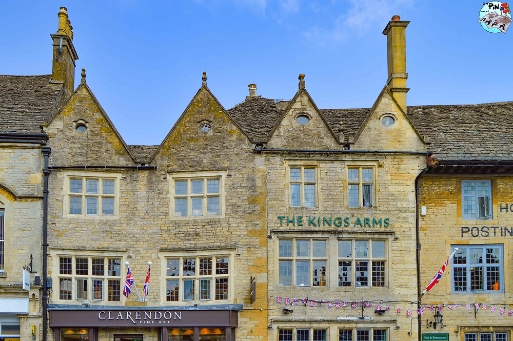 Stow on the Wold, Cotswolds | Un Pin en el Mapa