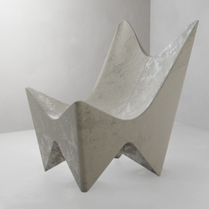 Concrete Outdoor Armchair