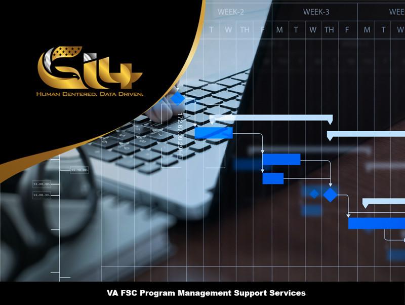 Gi4 logo with Gantt chart background