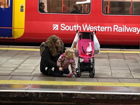 Our study on women and girls' safety in London's public spaces released today